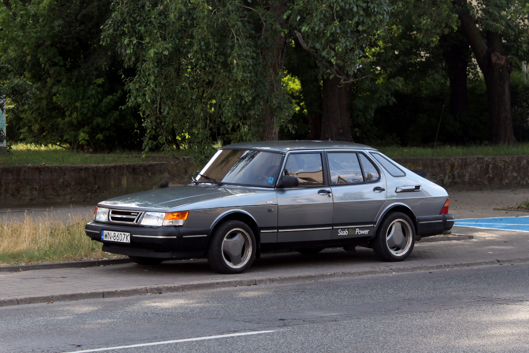 Saab 900 Turbo Bio Power