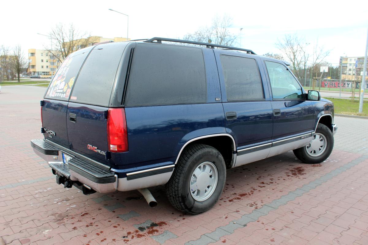 GMC Yukon '97