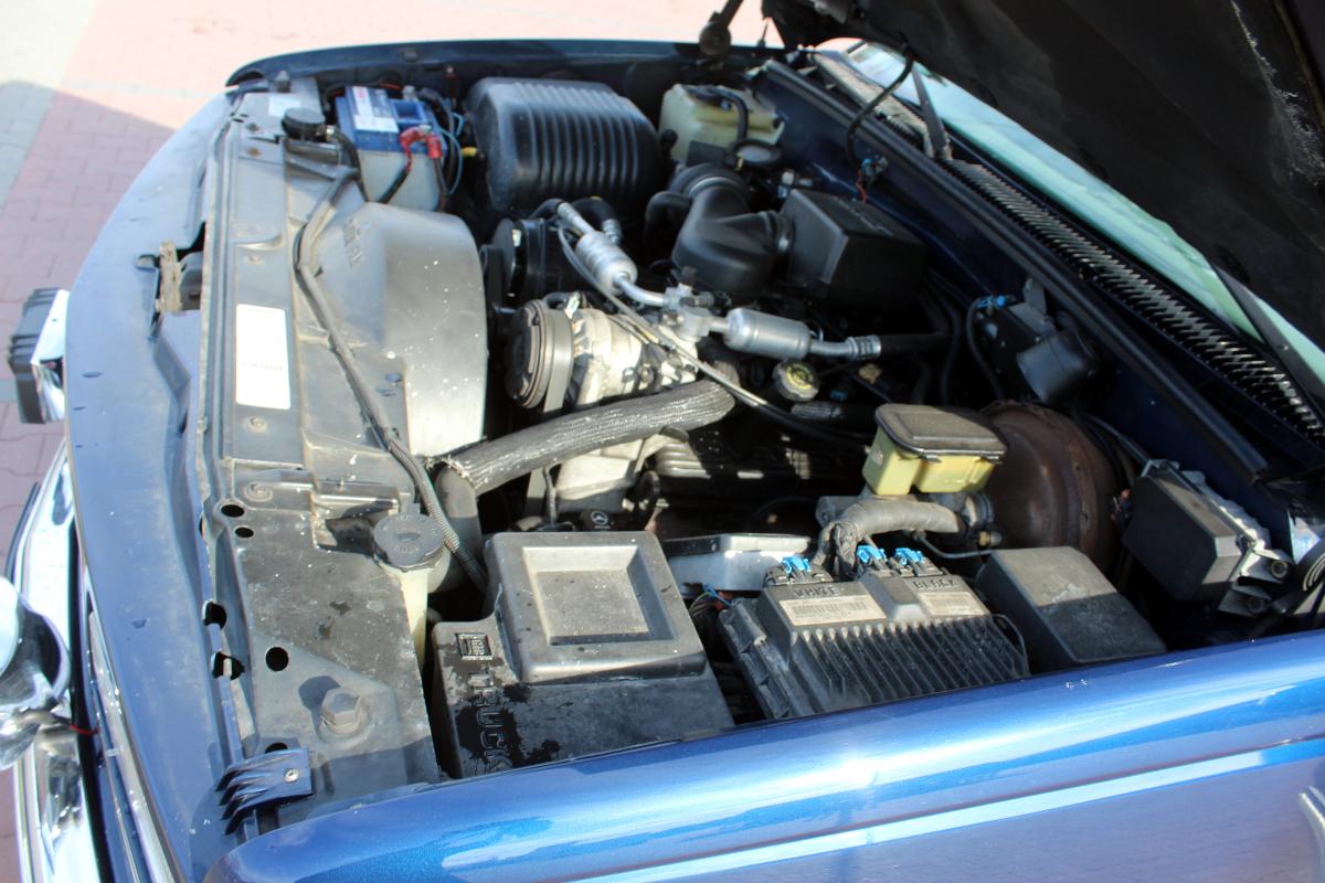 GMC Yukon 5.7 V8 small block
