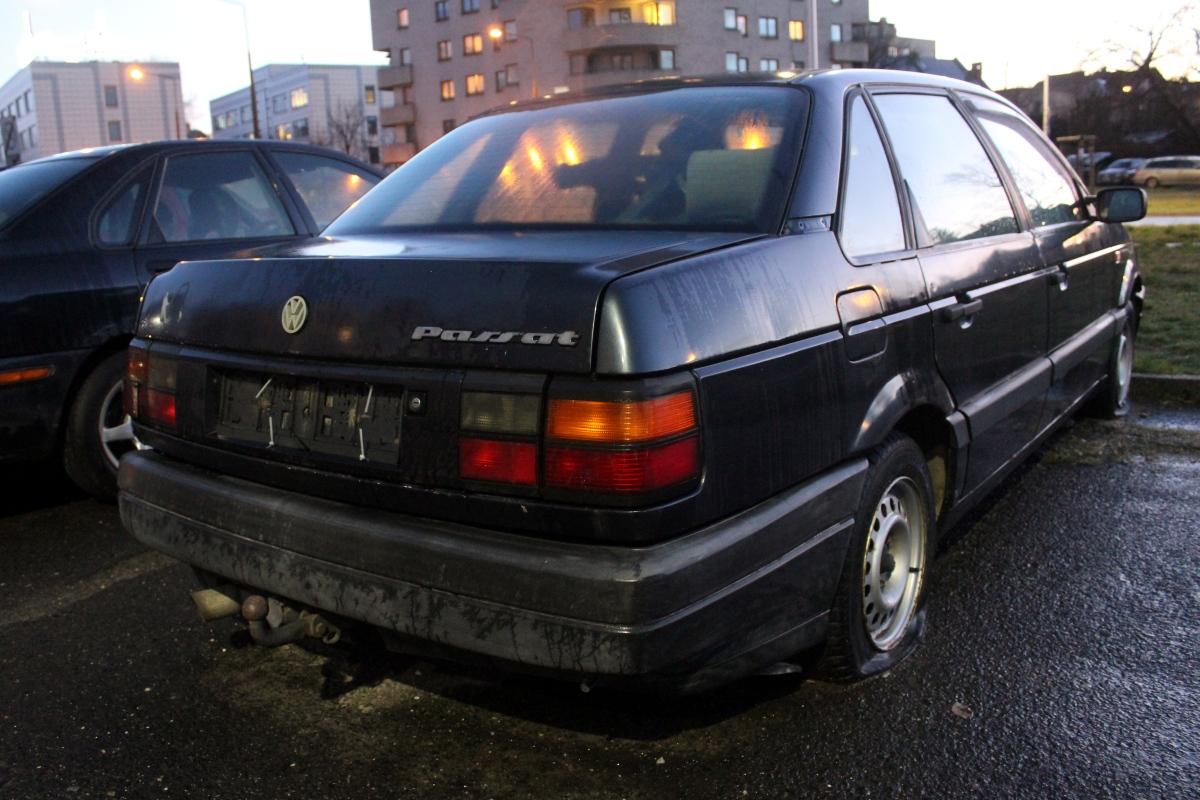 VW Passat B3