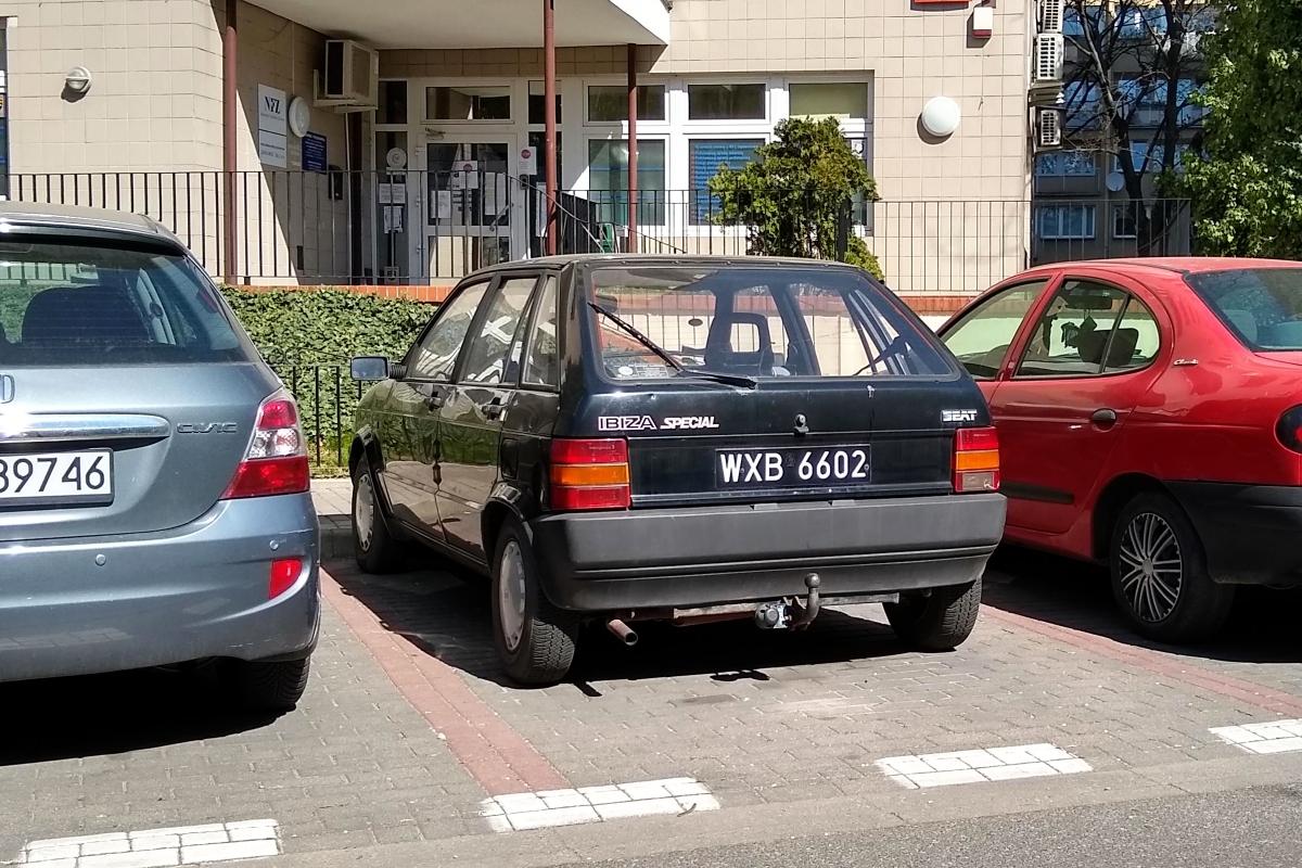 Seat Ibiza I
