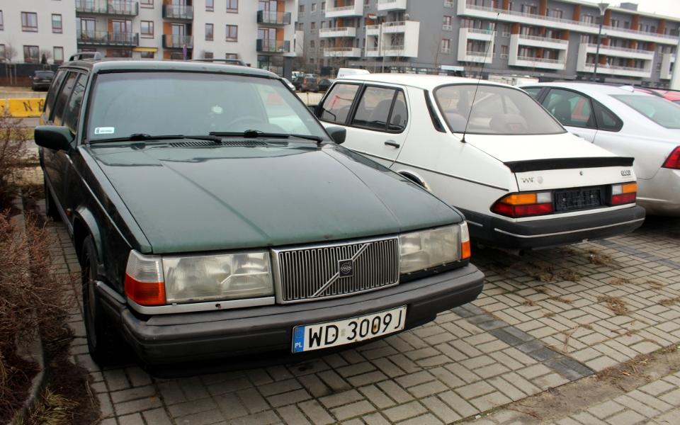 Volvo 940 i Saab 900