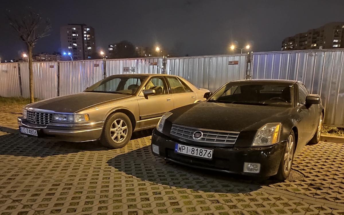 Cadillac Seville & XLR