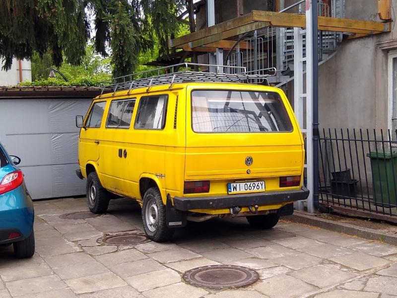 VW T3 Syncro