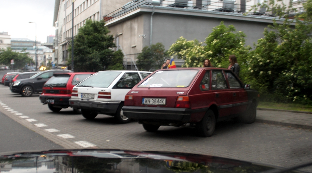 Honda Civic, Mitsubishi Colt, Polonez