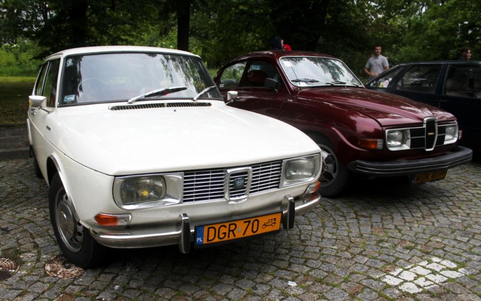 Saab 99, Saab 96