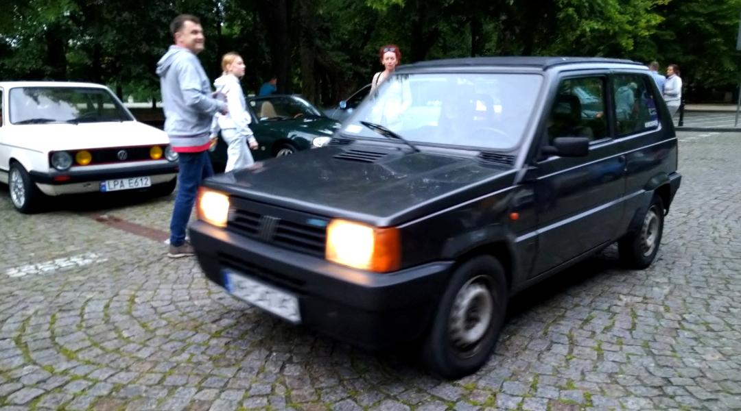 Fiat Panda Selecta