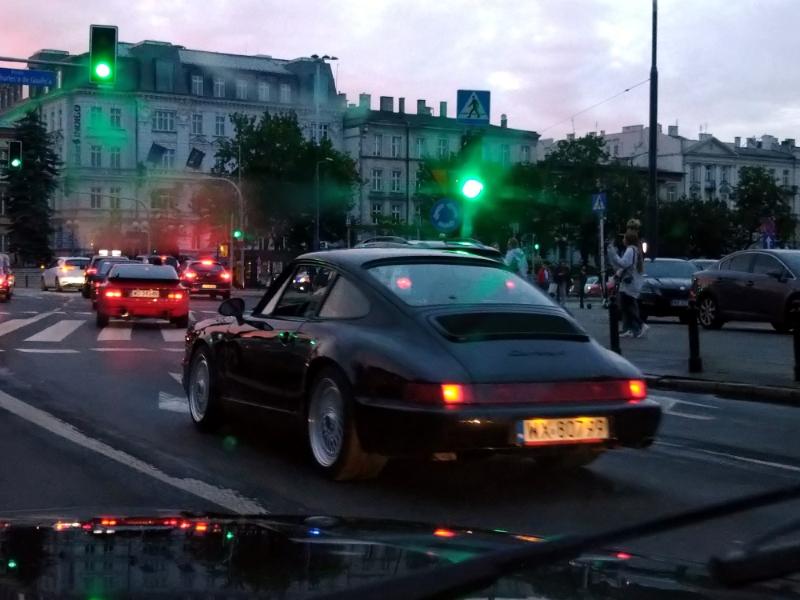 Porsche 911 i 944