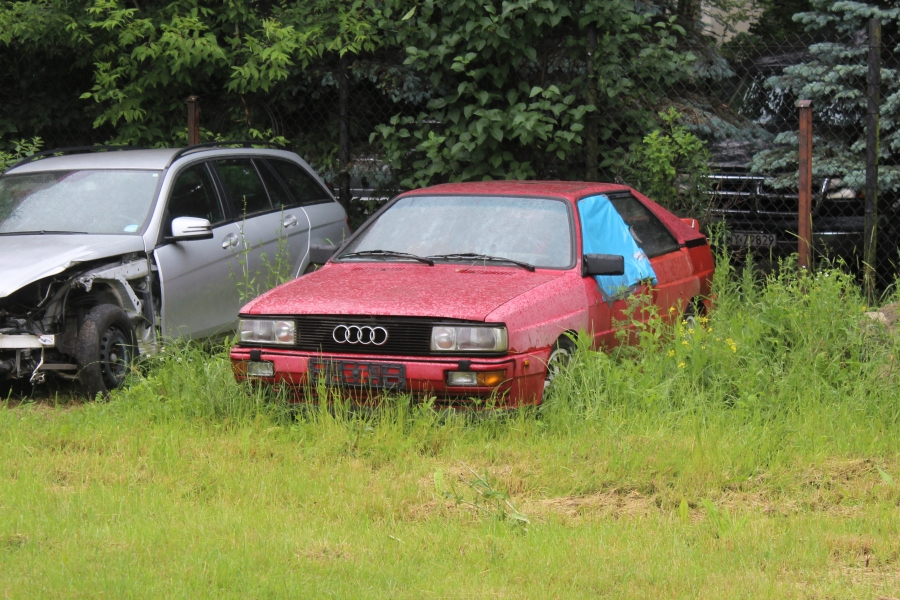 Audi Coupe B2