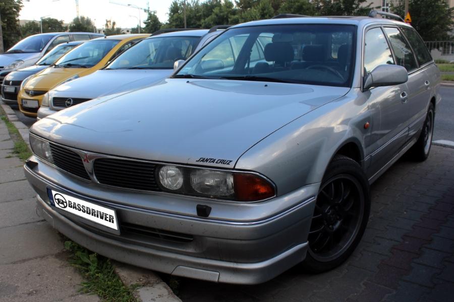 Mitsubishi Sigma kombi