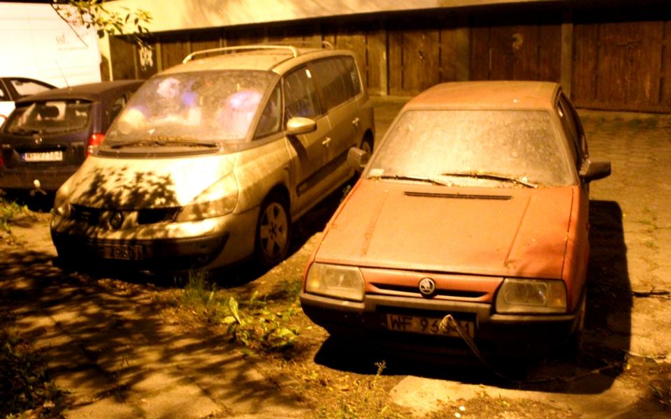 Renault Espace IV i Skoda Favorit