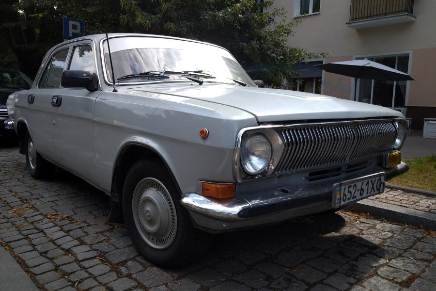 Wołga GAZ 24