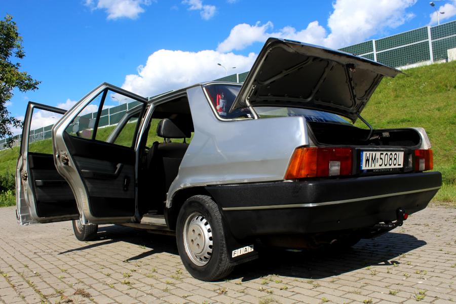 Fiat Regata przedlift