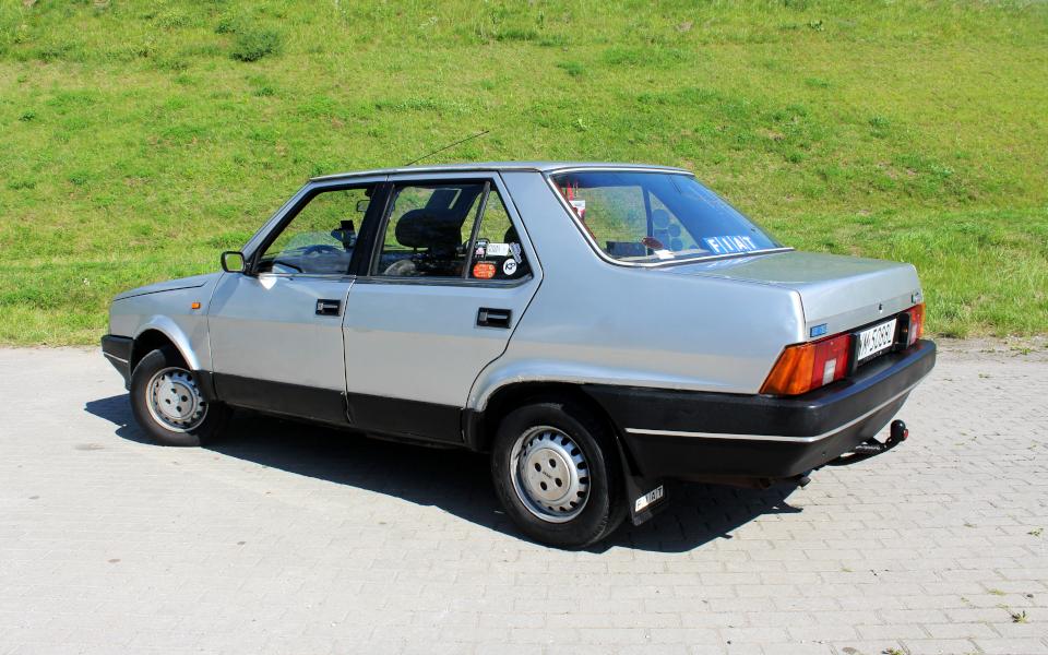 Fiat Regata D 1984