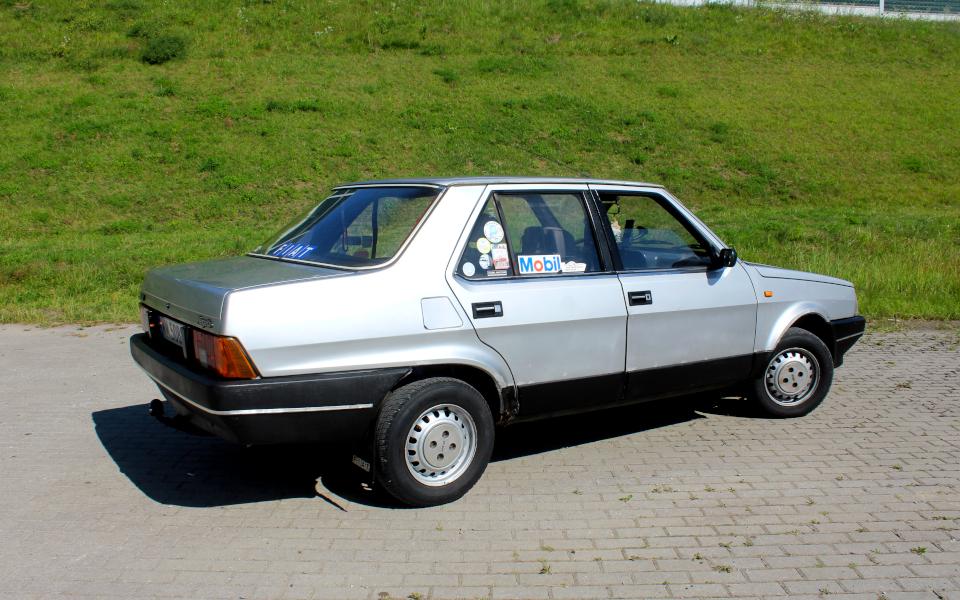 Fiat Regata 1.7 D