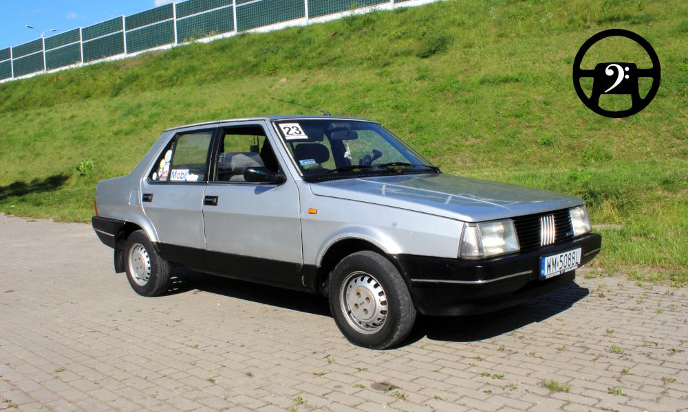 Fiat Regata 1.7 D 1984