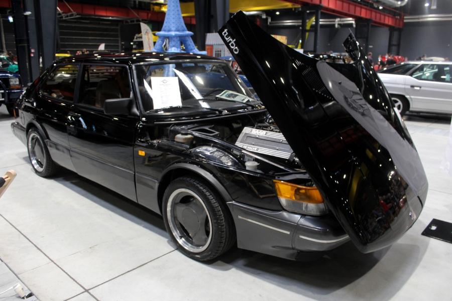 Auto Nostalgia 2020 - Saab 900 Turbo