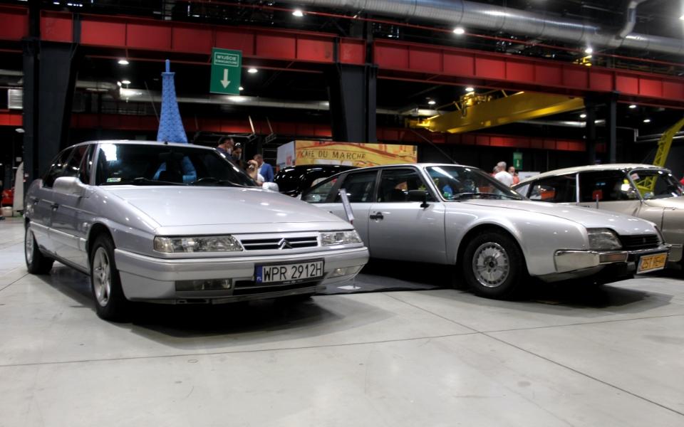 Auto Nostalgia 2020 - Citroen XM i CX