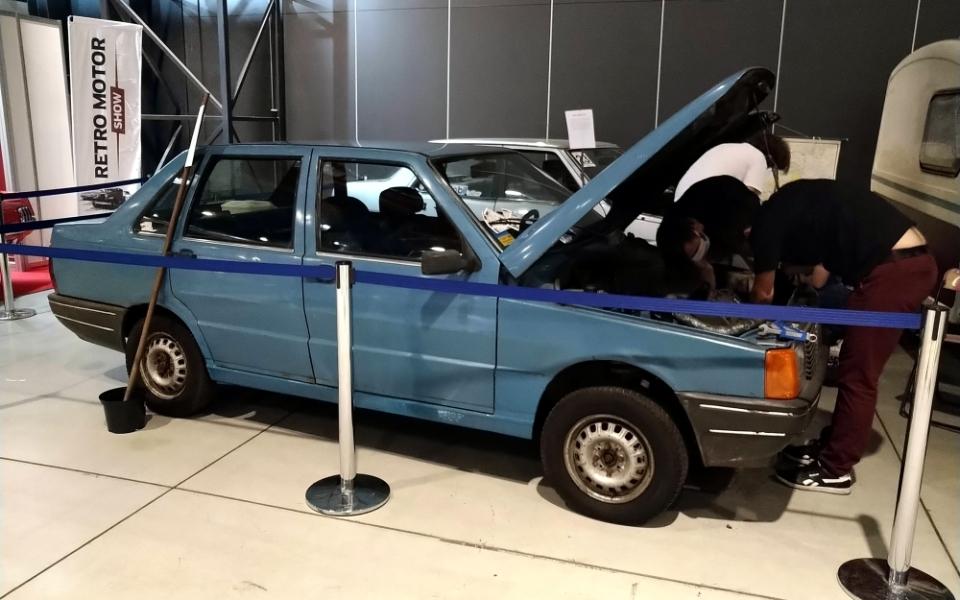 Auto Nostalgia 2020 - Fiat Duna
