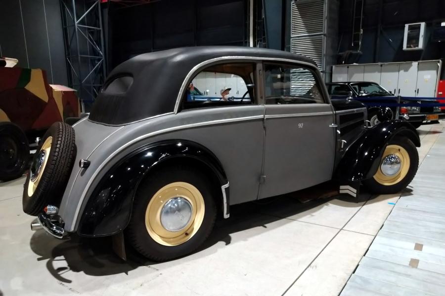 Auto Nostalgia 2020 - DKW