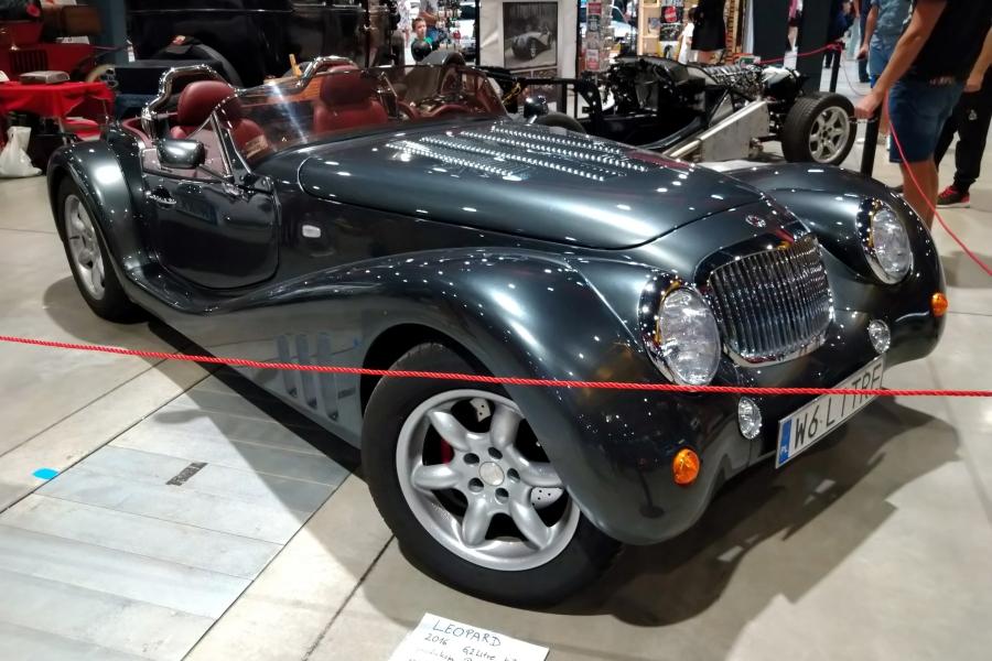 Auto Nostalgia 2020 - Leopard