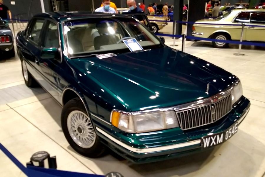 Auto Nostalgia 2020 - Lincoln