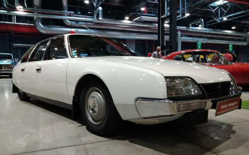 Auto Nostalgia 2020 - Citroen CX