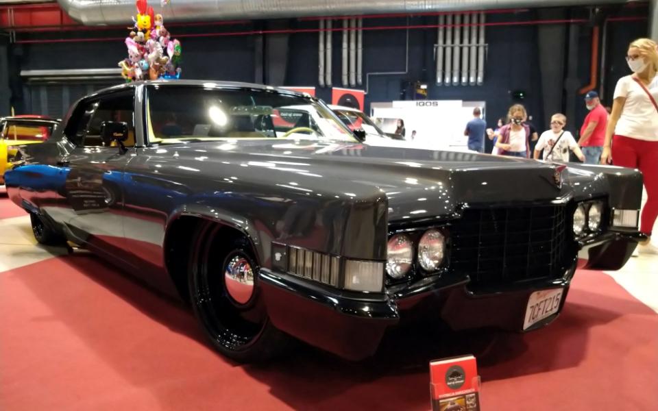 Auto Nostalgia 2020 - Cadillac Coupe De Ville