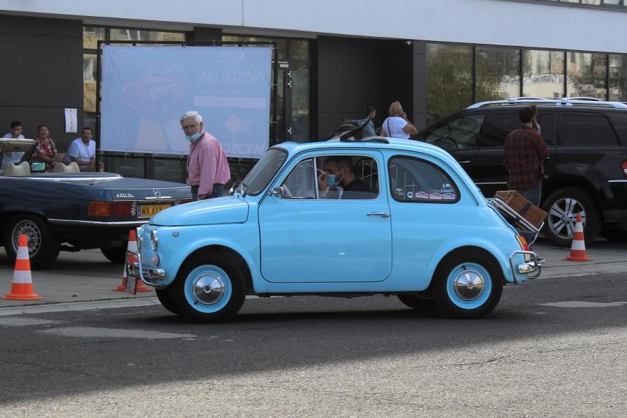 Auto Nostalgia 2020 - Fiat 500