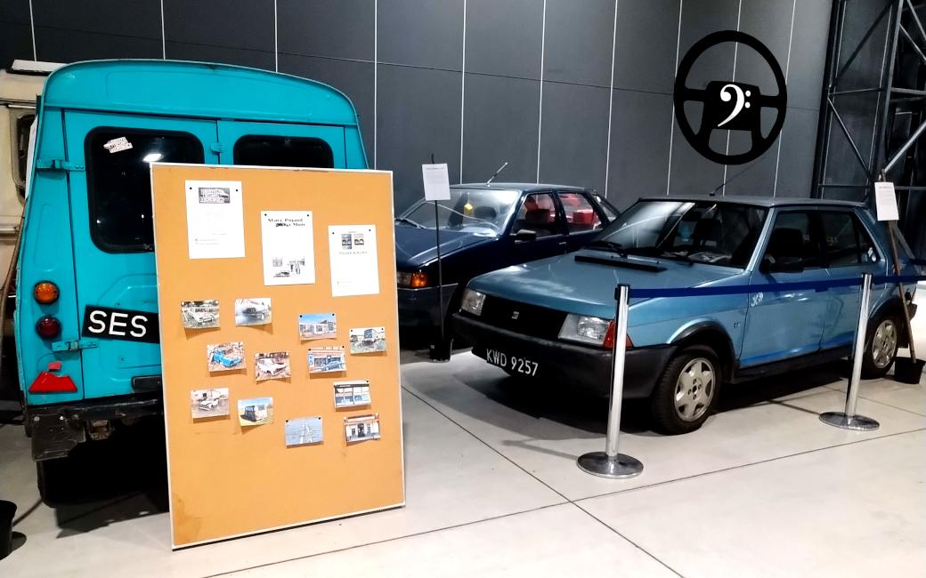 Auto Nostalgia 2020 - Wrosty Ściany Wschodniej