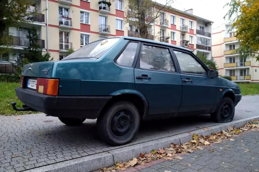 Łada Samara sedan
