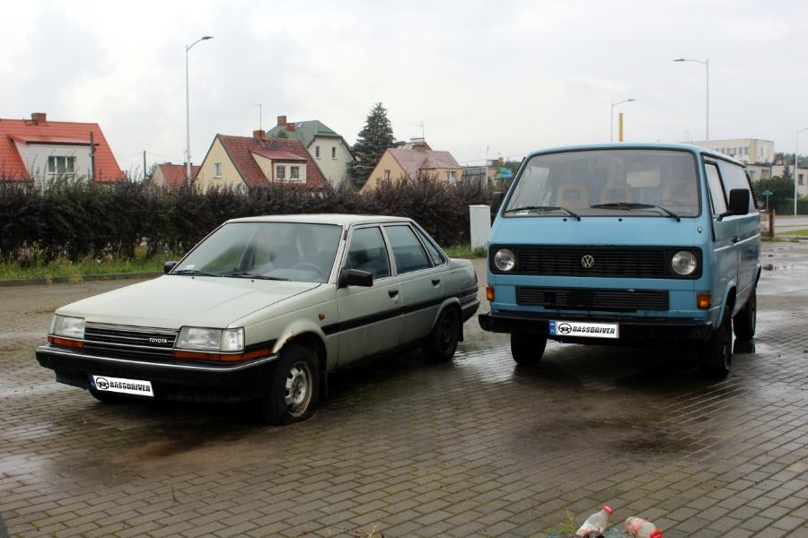 Toyota Carina i VW T3