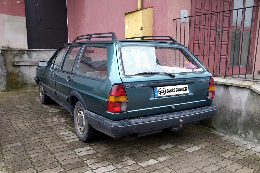 VW Passat Variant B2