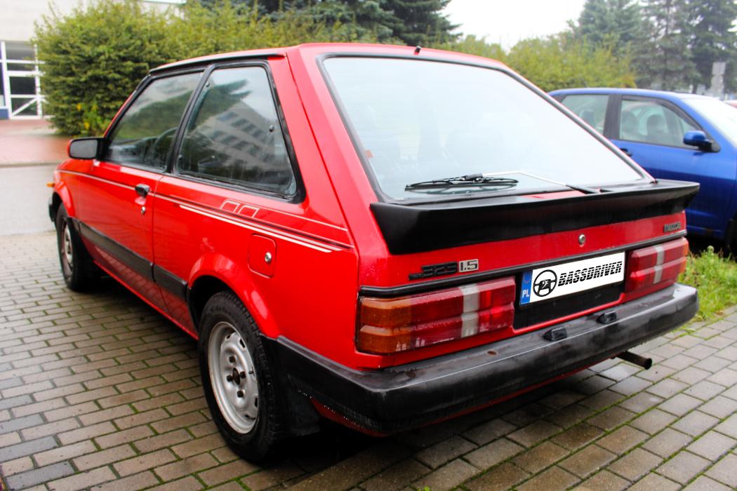 Mazda 323 BD 1.5