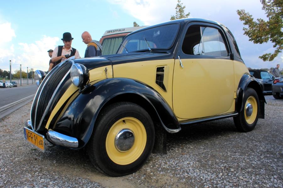 Ta Ostatnia Niedziela 2020 - Fiat Topolino