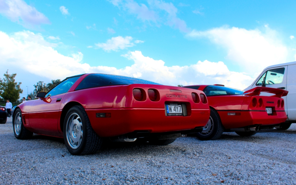 Ta Ostatnia Niedziela 2020 - Corvette C4