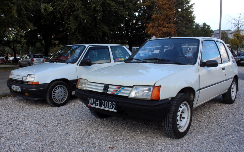 Ta Ostatnia Niedziela 2020 - Peugeot 205 i Renault 5