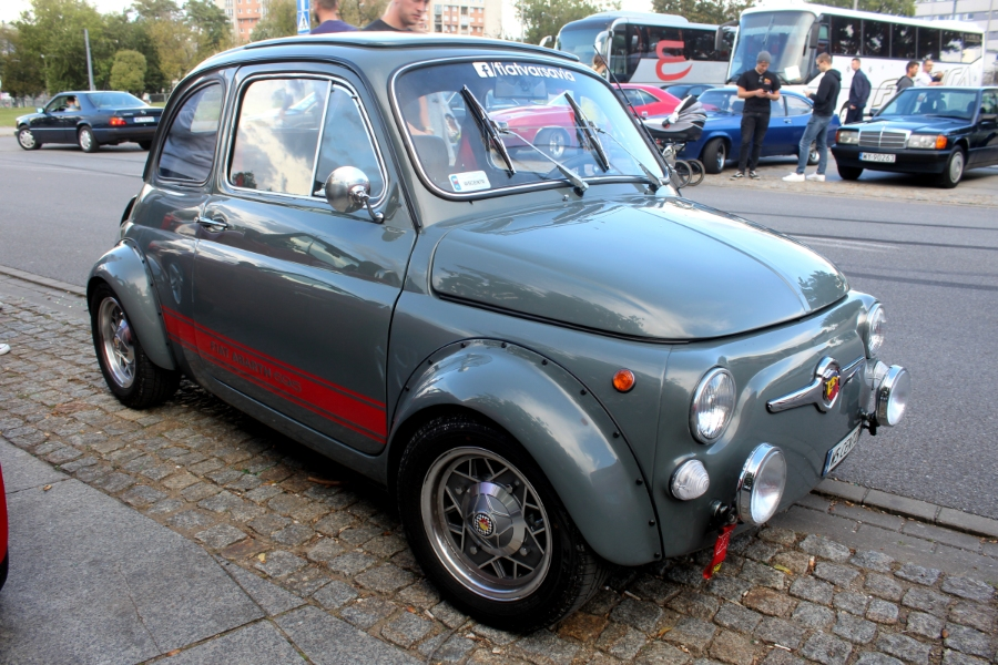 Ta Ostatnia Niedziela 2020 - Fiat Abarth 695