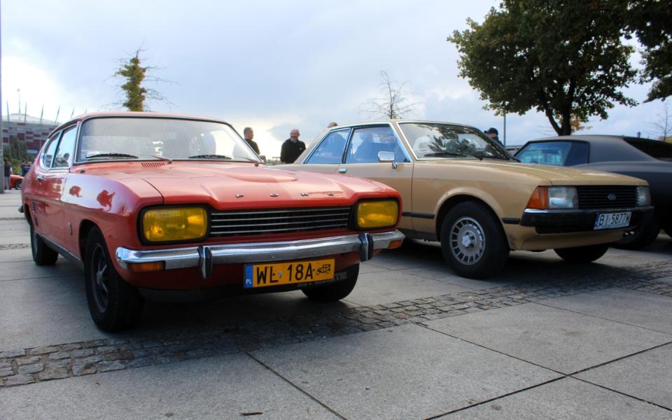 Ta Ostatnia Niedziela 2020 - Ford Capri i Taunus 2d