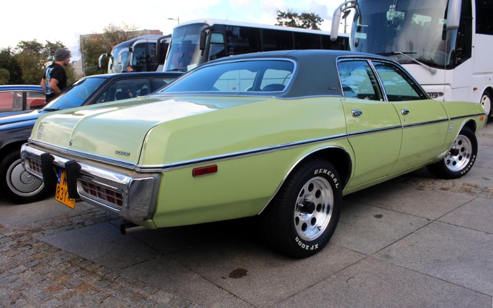 Ta Ostatnia Niedziela 2020 - Dodge Coronet