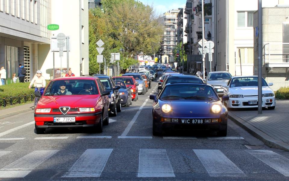 Ta Ostatnia Niedziela 2020 - Alfa 155 i Porsche 928