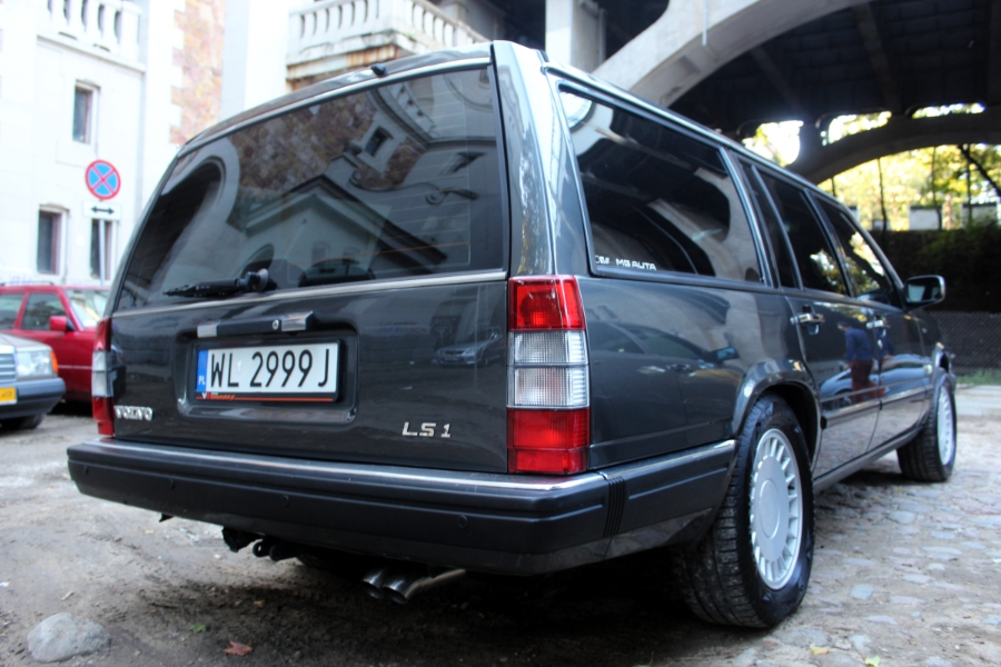 Ta Ostatnia Niedziela 2020 - Volvo 760 LS1