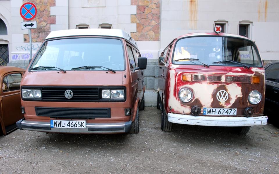 Ta Ostatnia Niedziela 2020 - VW T3 i T2