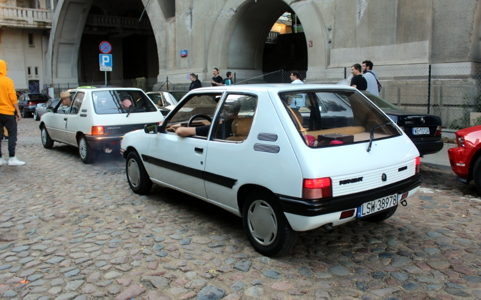 Ta Ostatnia Niedziela 2020 - Peugeot 205