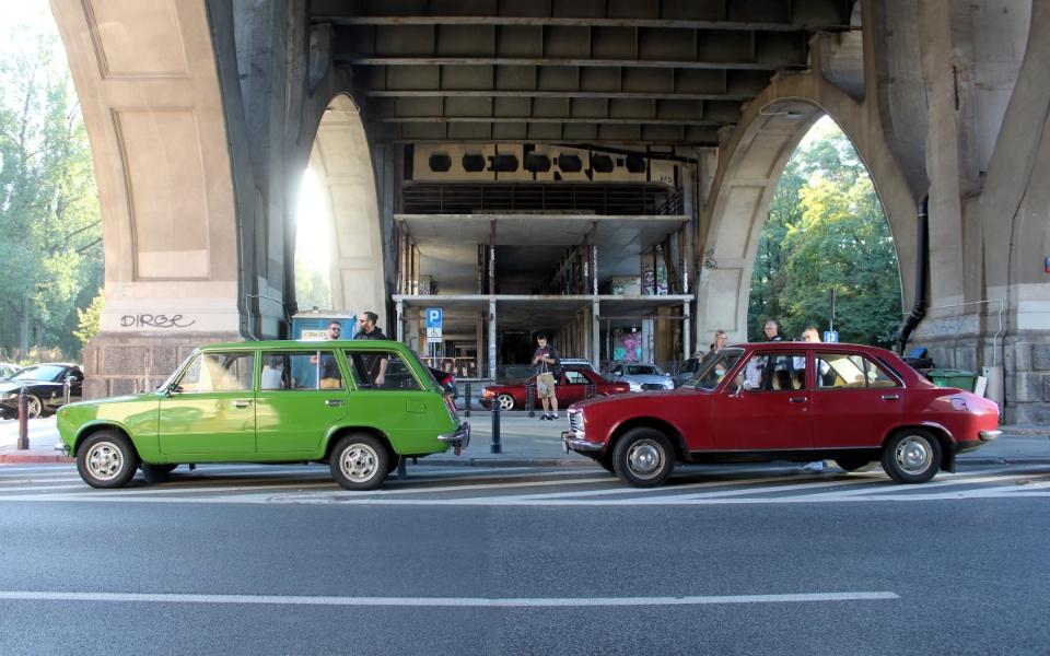 Ta Ostatnia Niedziela 2020 - Łada 2102 i Peugeot 504