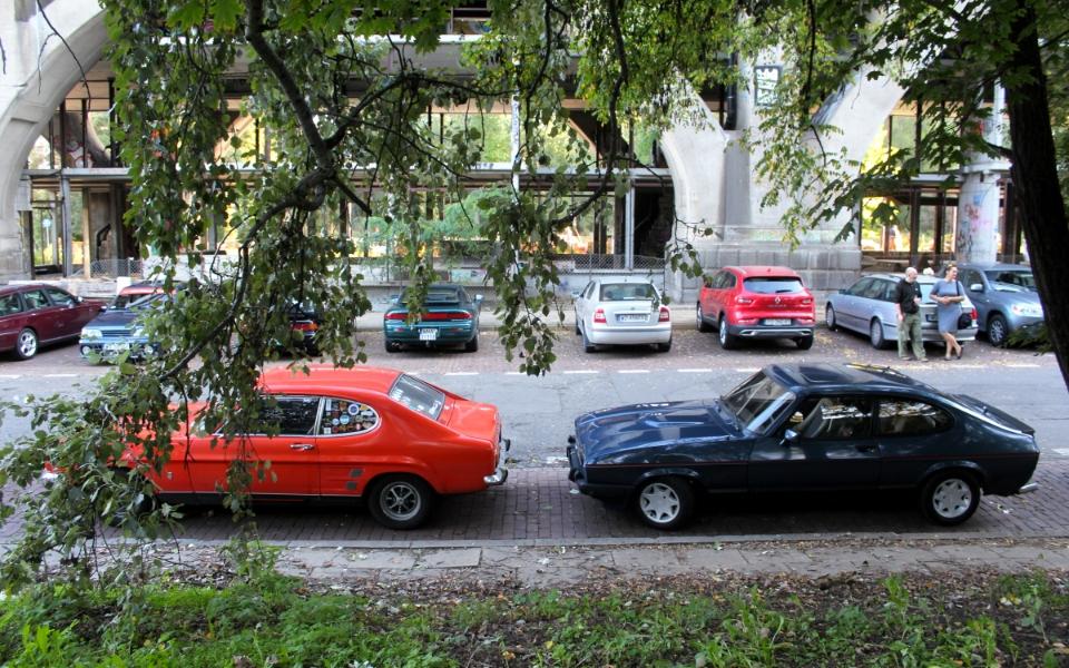 Ta Ostatnia Niedziela 2020 - Ford Capri I i III
