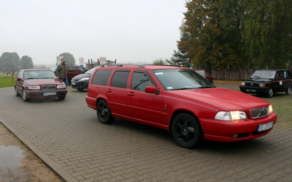 Stary Pojazd i Może - Do Pełna: Volvo na starcie