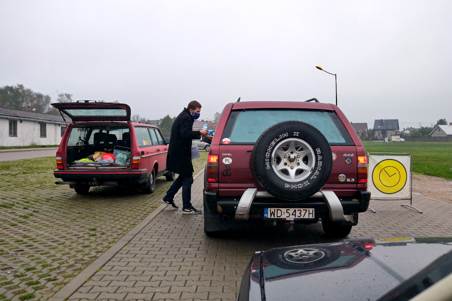 Stary Pojazd i Może - Do Pełna: na starcie
