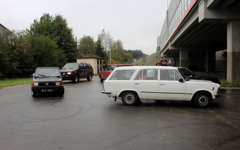 Stary Pojazd i Może - Do Pełna: meta