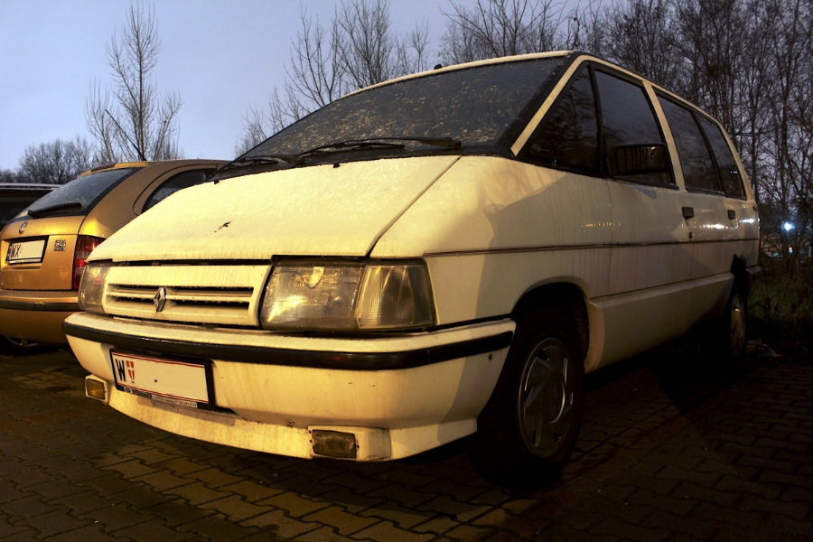 Renault Espace I ph2